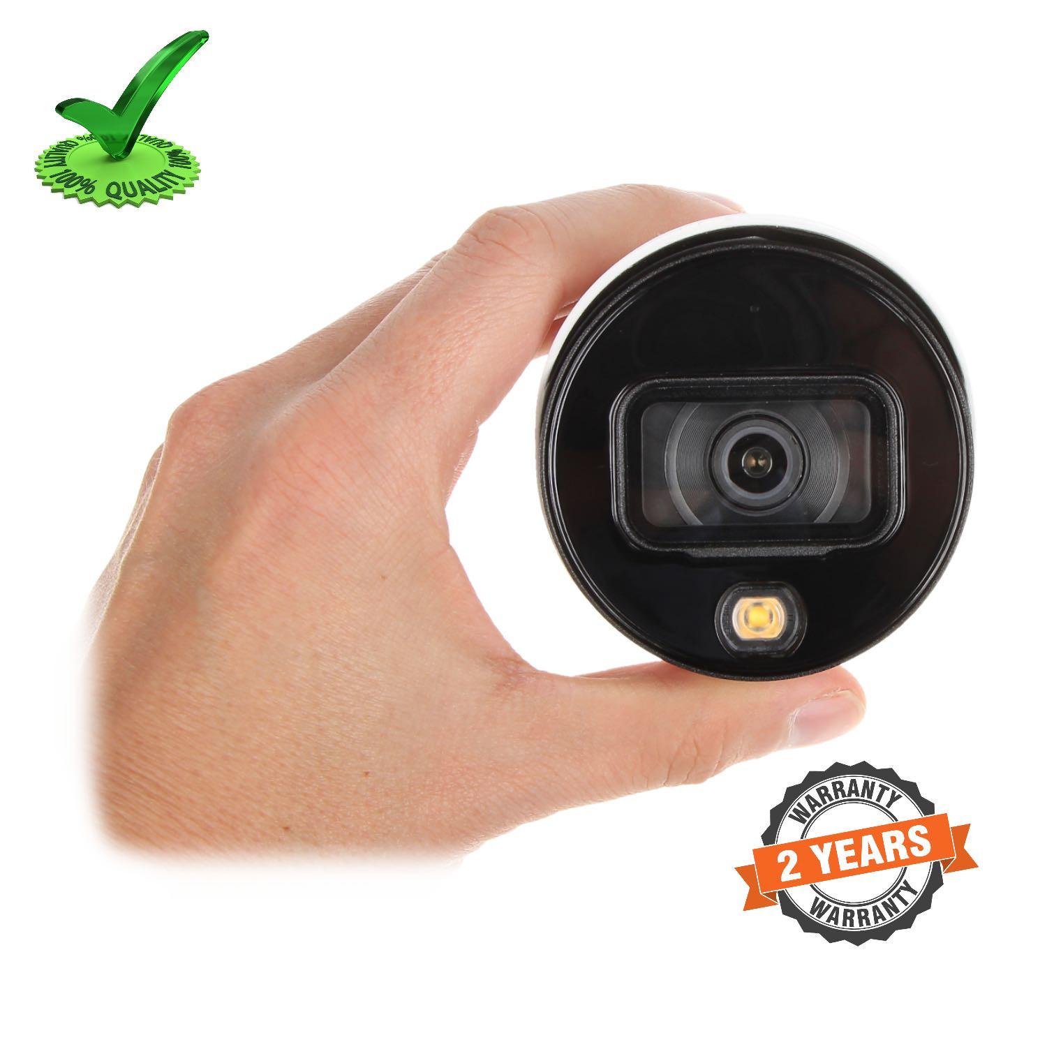 Dahua DH-HAC-HFW1239TP-LED 2Mp Full-color Starlight Bullet Camera