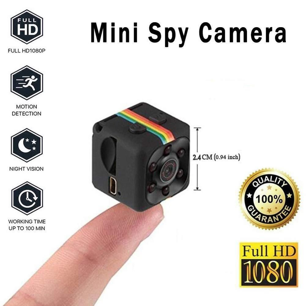 1080p Hidden Smallest Spy Camera