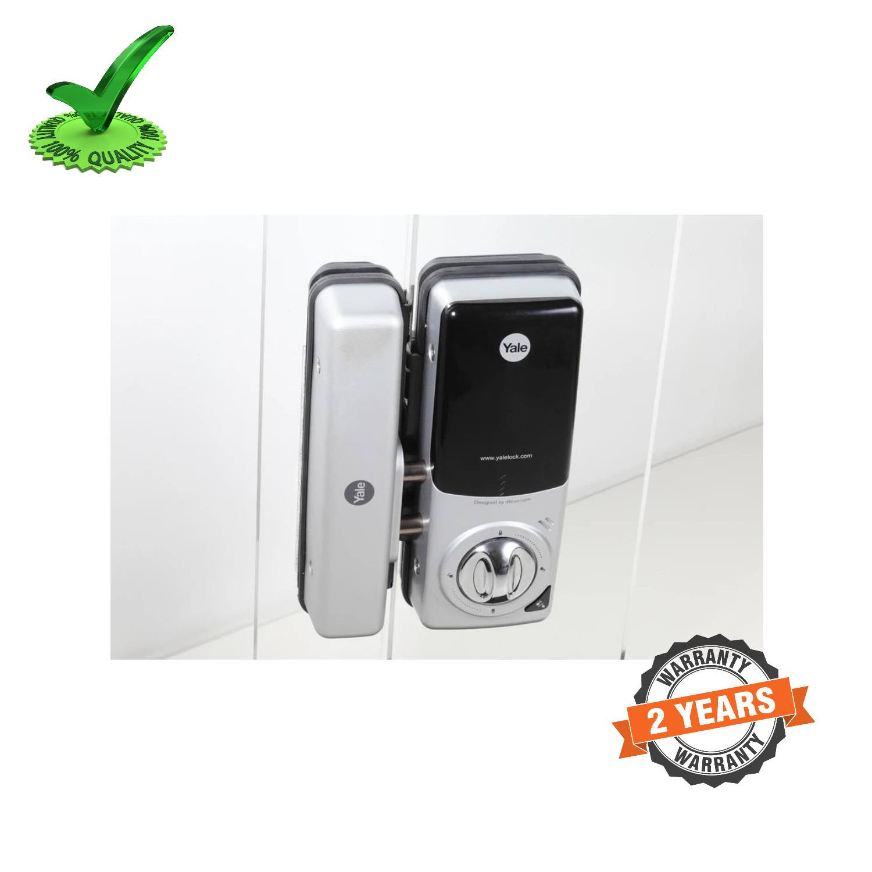 Yale YDG313 GL Smart Glass Door Lock