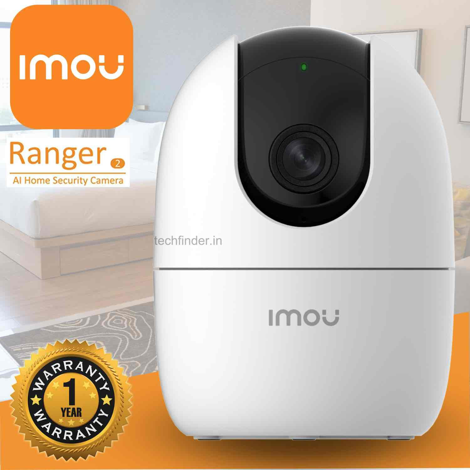 Dahua Imou Ranger 2 Wifi IP Dome Camera