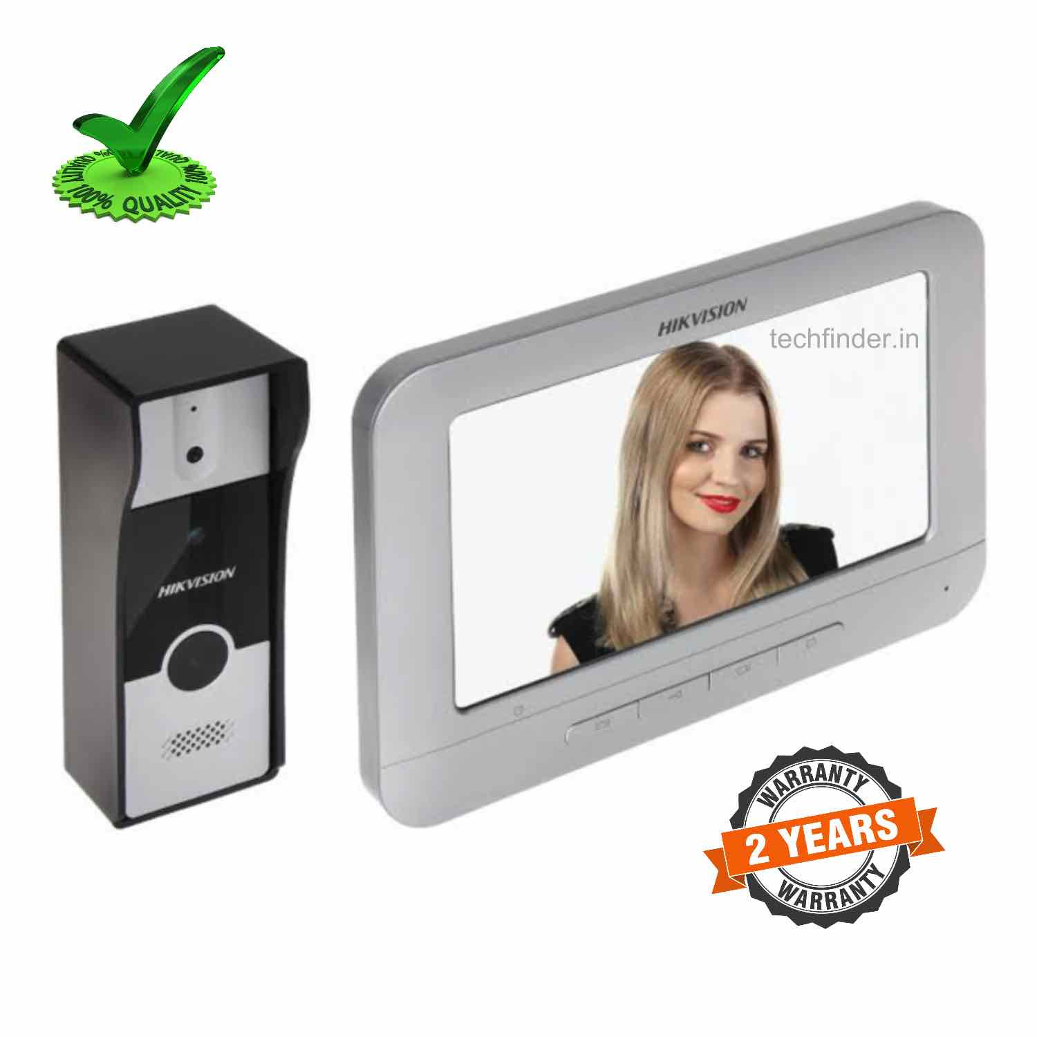 Hikvision DS KIS204 Video Door Phone