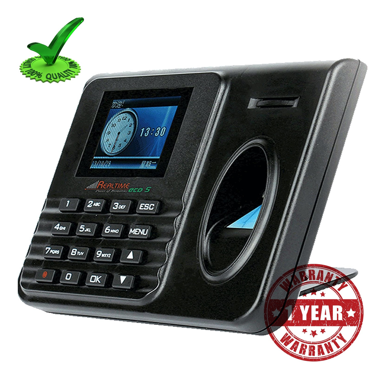 Realtime Eco S C101 Finger Print Time Attendance Systems