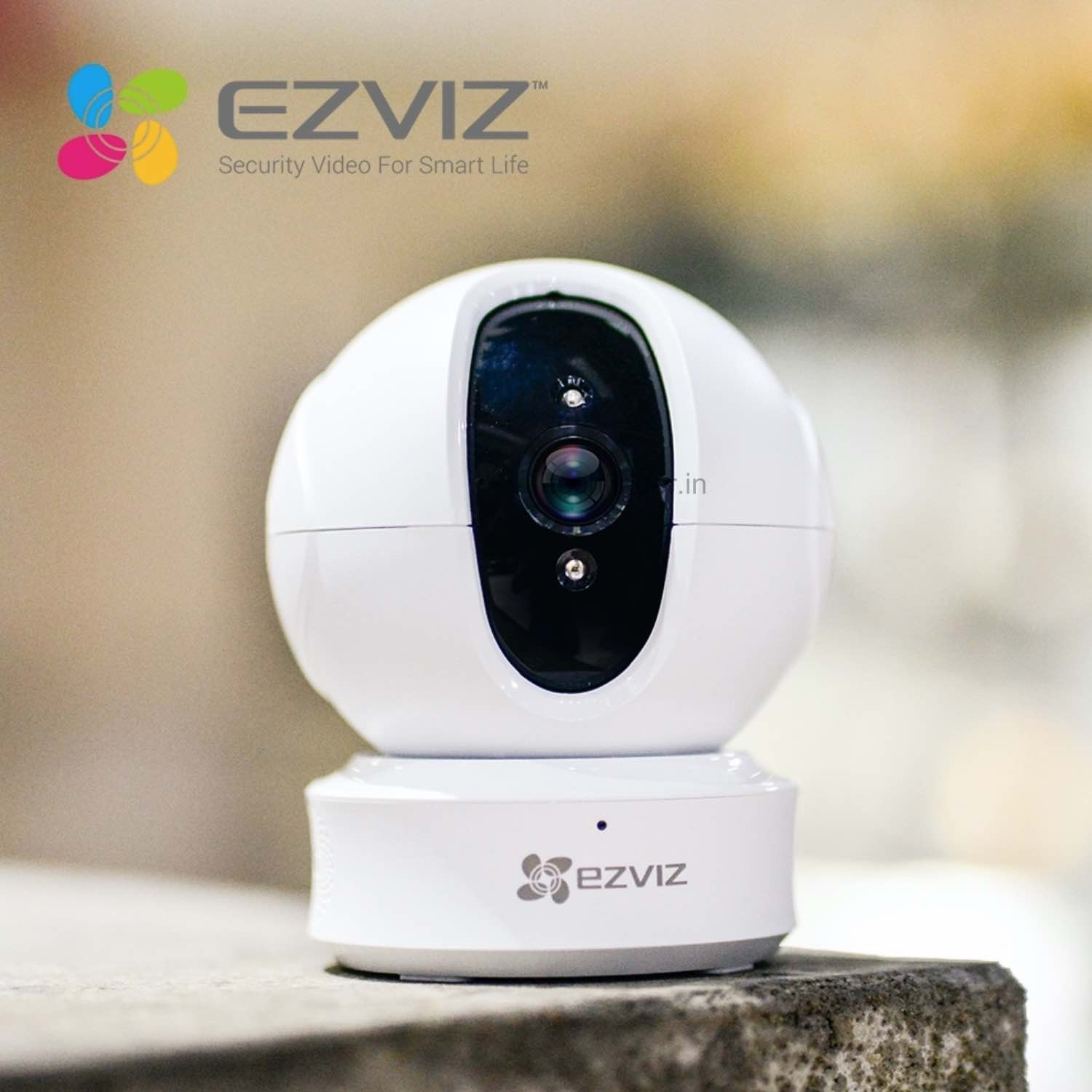 Hikvision Ezviz C6N Smart Wifi Pan Tilt Camera