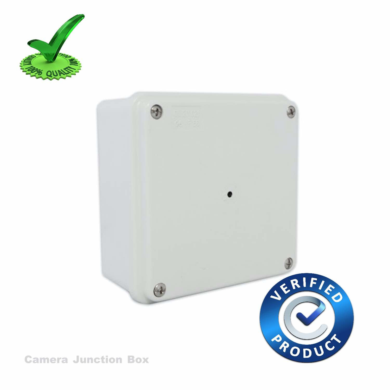 Cctv Camera Junction Plastic Box