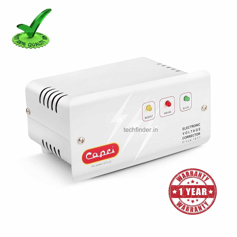 Capri Light Equipments Voltage Stabilizer