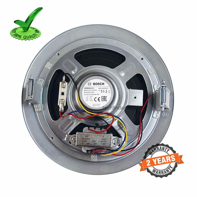 Bosch LBD0606/10 6W Metal Ceiling Loud speaker