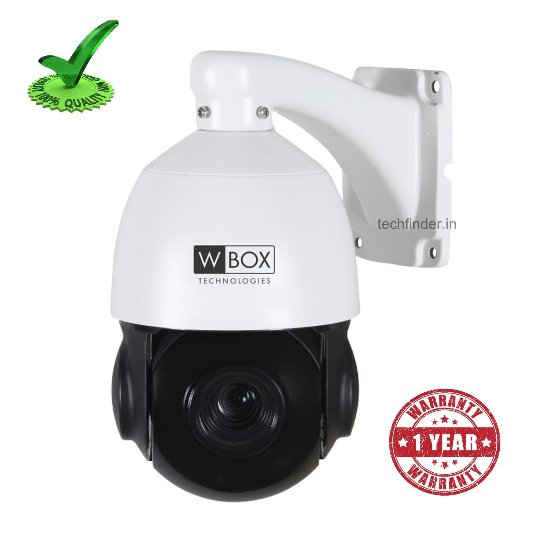 W Box WBC0E-CLISD2R6022 PTZ 22x 2MP IP IR Network Speed Dome Camera