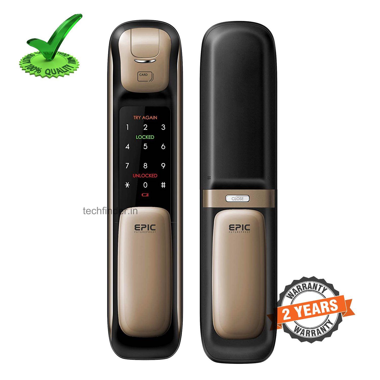 Epic EF-P9100FK 5way to Open Finger Print Door Lock