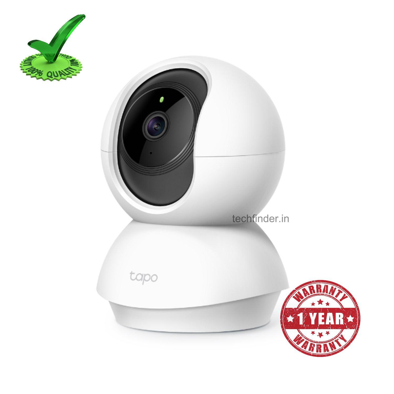Tp-Link Tapo C200 Pan Tilt Home Security Wi-Fi Camera
