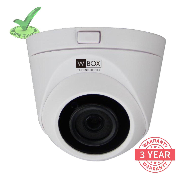 Wbox WBC0E-CLID5R2FS 5MP IR Metal Dome Camera