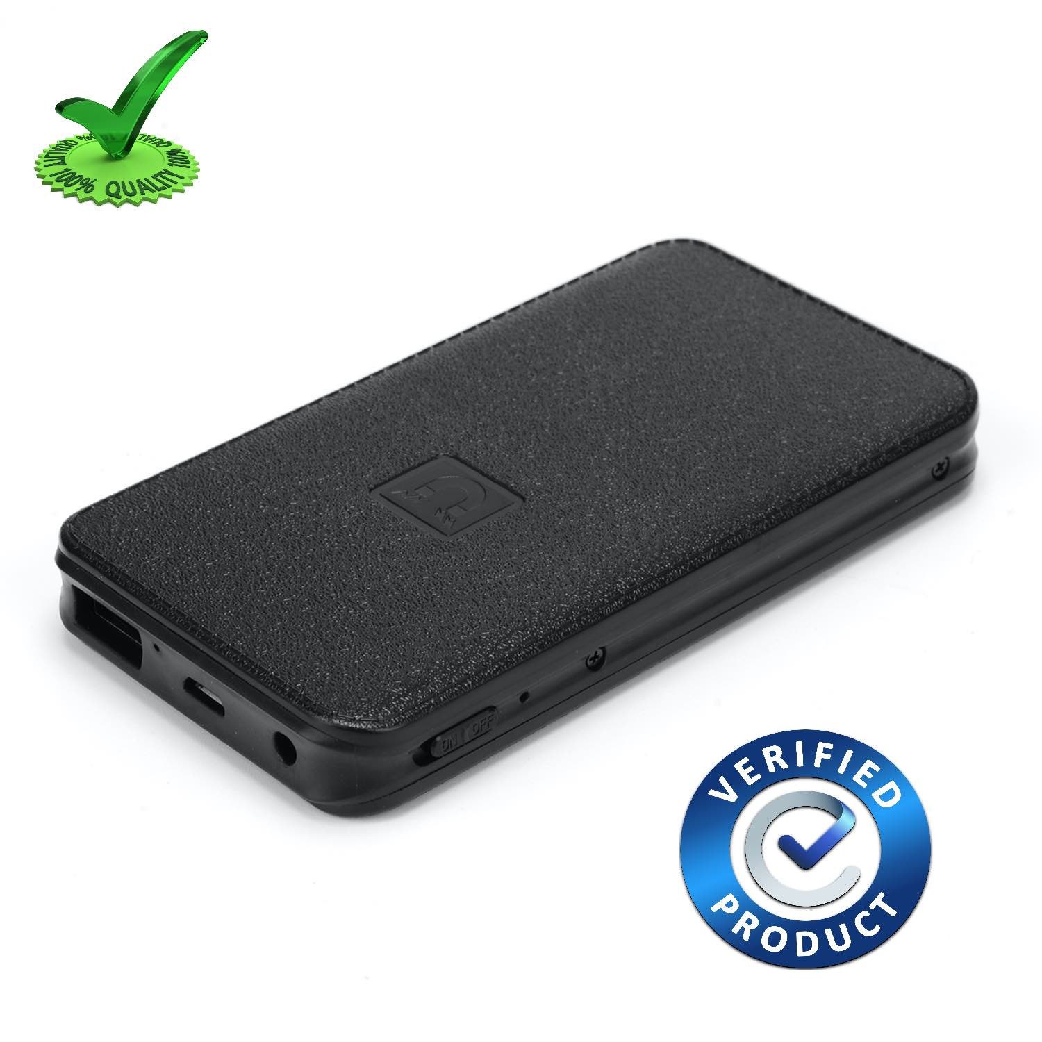 32GB Long Time Spy Hidden Voice Audio Song Recorder in Power Bank