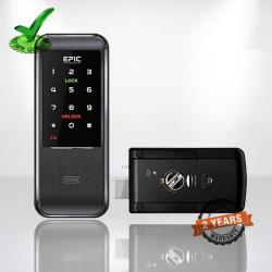 Epic TRIPLEX-3WAY Smart Card & Pin Password Door Lock
