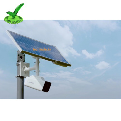 Hikvision DS-2XS6A25G0-I/CH20S40 Solar Powered 4G Network Camera