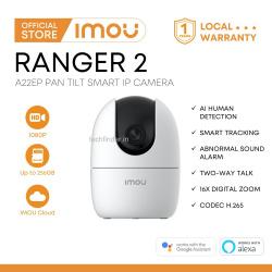 Dahua Imou Ranger 2 Wifi IP Dome Camera