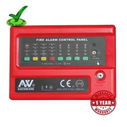16 Zone Addressable Fire Alarm Control Panel