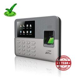 ZKTeco LX50 Finger Print Time Attendance