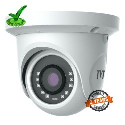 TVT TD9554S2 5MP Ip Network Dome Camera