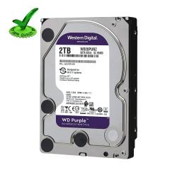 WD 2TB Surveillance Sata Hard Disk