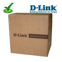 D-Link Cat6 Network UTP Cable 305mtr Drum