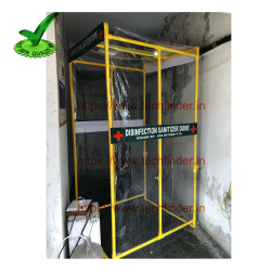 Automatic Spraying Disinfective Sanitizer Tunnel Dome
