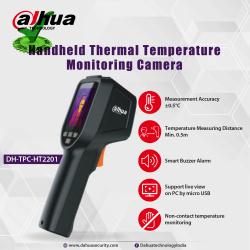 Dahua DH-TPC-HT2201 Handheld Thermal Temperature Monitoring Camera