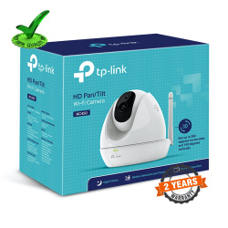 Tp-Link NC450 Wifi HD Pan-Tilt Wireless Ip Camera