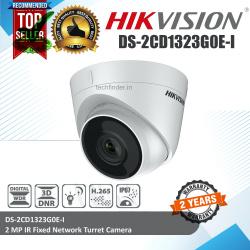 Hikvision DS-2CD1323G0E-I 2mp Ip Ir Dome Camera
