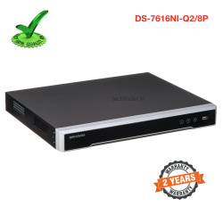 Hikvision DS-7616NI-Q2/16P 16ch POE 4k Nvr
