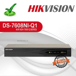 Hikvision DS-7608NI-Q1 Series 8ch 4k Nvr