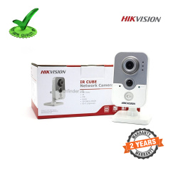 Hikvision DS-2CD242PF-I(W) 2mp Wi-Fi Alarm Pro Cube Camera