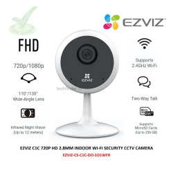 Hikvision Ezviz C1C 720p HD Resolution Indoor Wi-Fi Camera