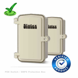 POE Switch Power Supply Protection Sintex Junction Box