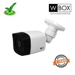 W Box WBC0E-CLHB5R2FPLE AHD 5mp Plastic Body IR Bullet Camera