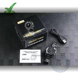 32GB Spy Wrist Watch Camera 1080p Full HD