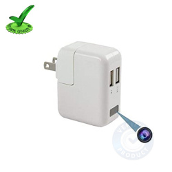 4k Wi-Fi Spy Hidden Camera with Recorder in Apple Usb Charger