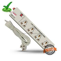 Ubon Ext-105 Universal 4 Socket 4.2mtr 6Amp Spike Guard