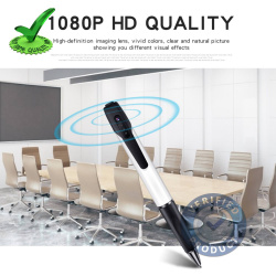 Spy Pen Camera 64GB Support 75min Battery Backup V8