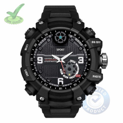 Hidden Secret Spy Camera with Recorder in 32GB Wifi Wrist Watch